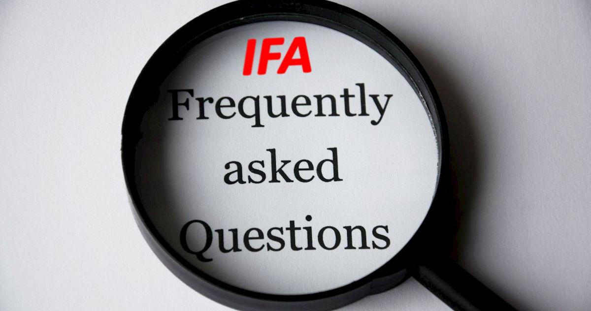 FAQ Fitness Certification Questions - IFA