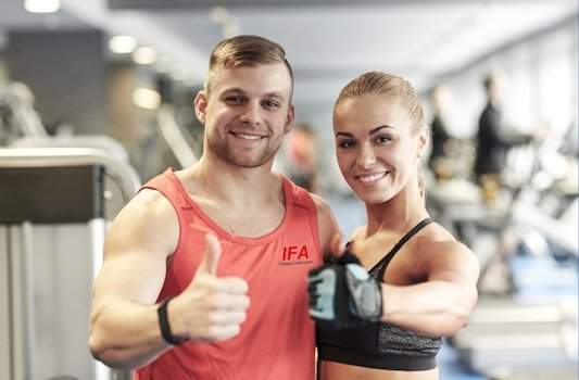Fitness instructor certification online ifa